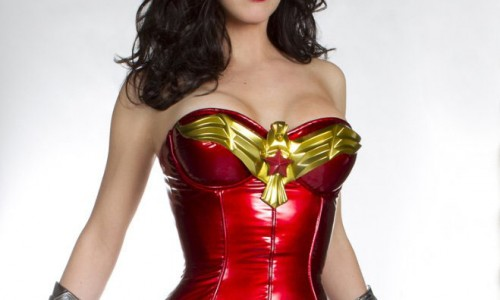 Adrianne Palicki in Wonder Woman Costume Revealed