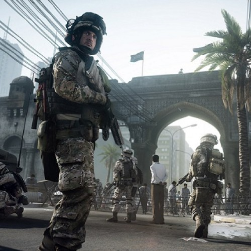 Eurogamer Expo Gets a Taste of Battlefield 3 and FIFA 12