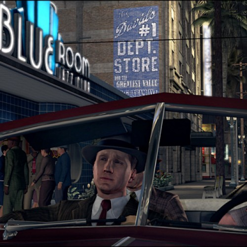 Pre-order L.A. Noire and Get $15 Amazon Credit