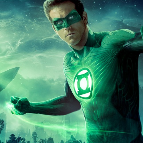 Nerd Reactor Podcast – Green Lantern Wonder Con Footage Reactions