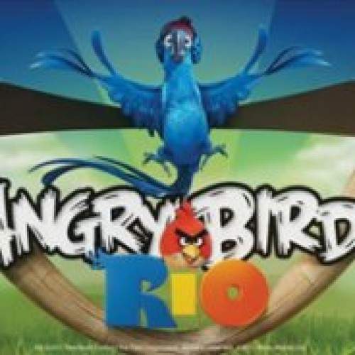 Angry Birds Rio 10 Millions Downloads in 10 Days
