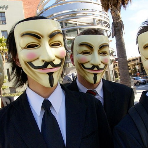 Hackers Say Anonymous Is Likely Behind Sony Attack
