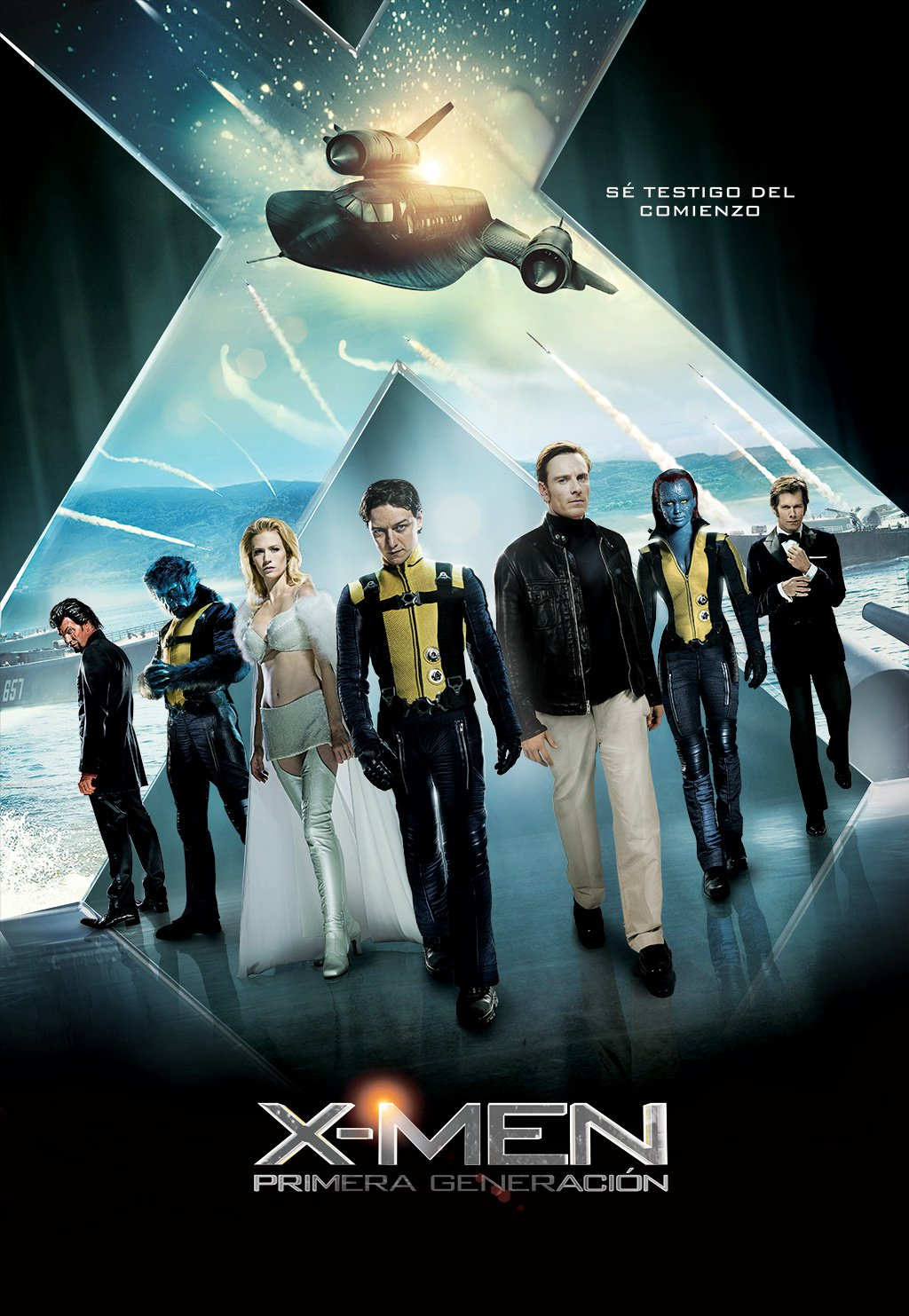 Some More 'X-Men: First Class' Posters and Photo - Nerd ...
