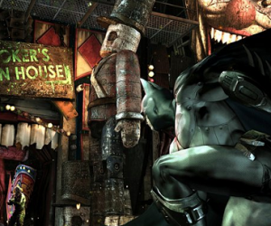 Batman Arkham City pic 1