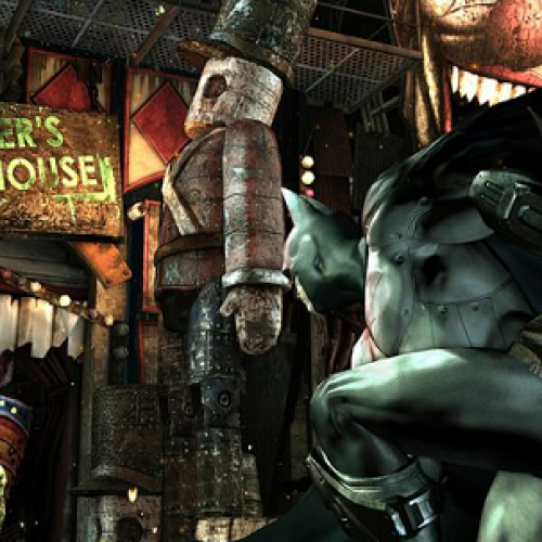 Batman: Arkham City's Open-World Design Details – Bosses a Focus