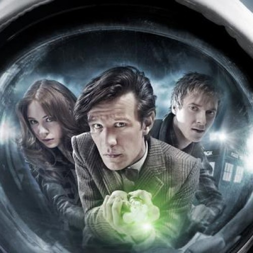 New Season of Doctor Who this Saturday and Comics!