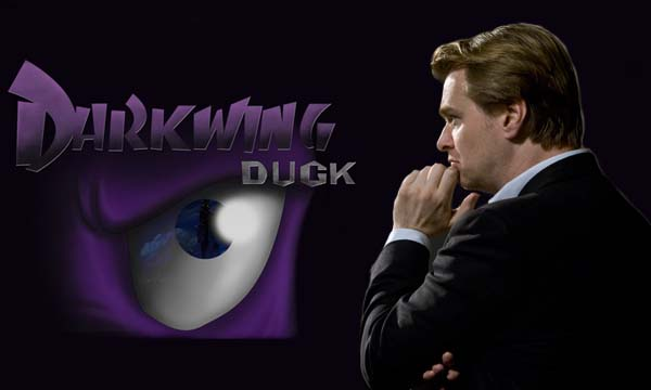 christopher nolan signs on to direct darkwing duck live