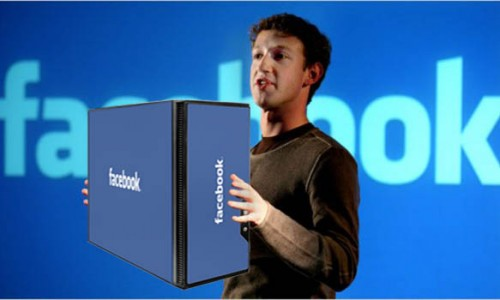 Facebook Unveils Its First Video Game Console! The POS