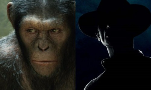 Trailer Double Feature! Rise of The Apes and Cowboys vs Aliens