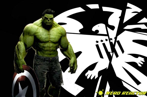 New Details on The Hulk and an Attack on the S H I E L D Helicarrier