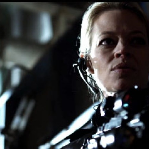 Jeri Ryan Talks Mortal Kombat: Legacy and Loving Nerds: Exclusive Video Interview