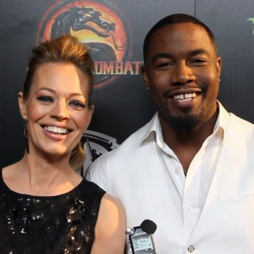 Mortal Kombat: Legacy Premiere Party Interviews with the Cast and Director