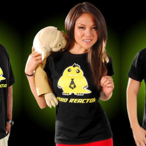 We're Giving Away 5 Nerd Reactor T-Shirts!