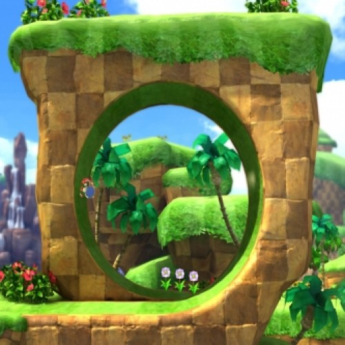 Sonic Generations Rides the Wave of Nostalgia – New Pics, Gameplay Video