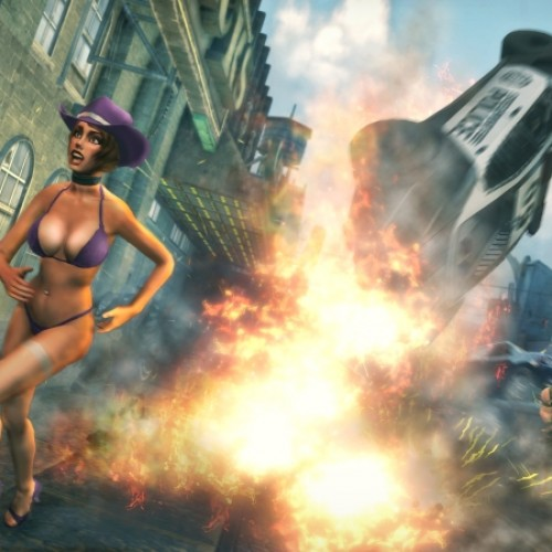 New Screenshots and Artwork Galore Saints Row: The Third