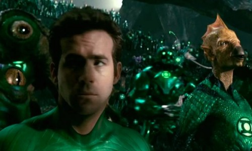 WC 2011: Green Lantern Footage From WonderCon Hits the Web
