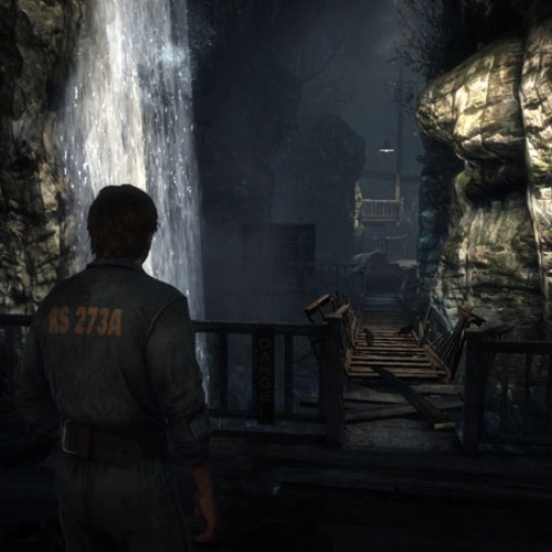 New Silent Hill: Downpour Screens
