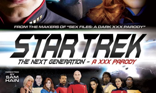 Star Trek: The Next Generation – A XXX Parody Trailer Hits Hard