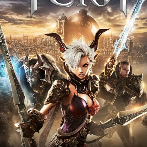 TERA MMO Boxart Revealed, Plus New Screens and Monster Info