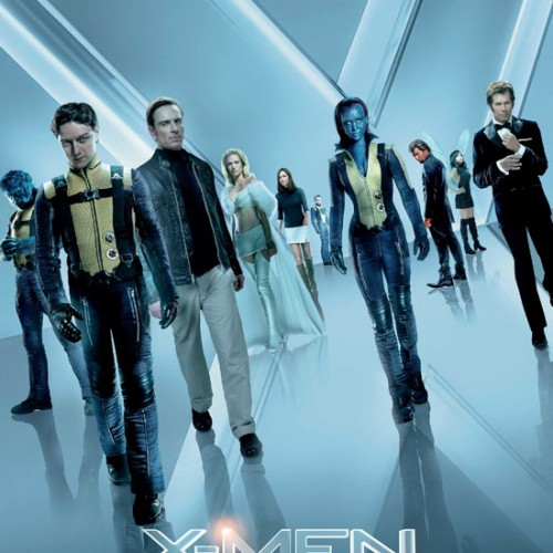 Spoilerific Behind-the-Scenes Footage for X-Men: First Class