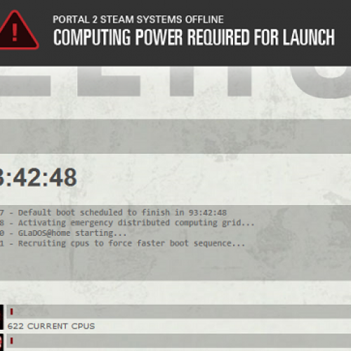Valve Uses Portal 2 to Push Potatoes ::UPDATE::