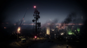 battlefield 3 night skyline