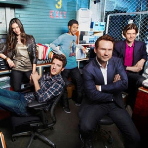 'Breaking In' Interview with Christian Slater, Odette Annable, Bret Harrison, and Alphonso McAuley