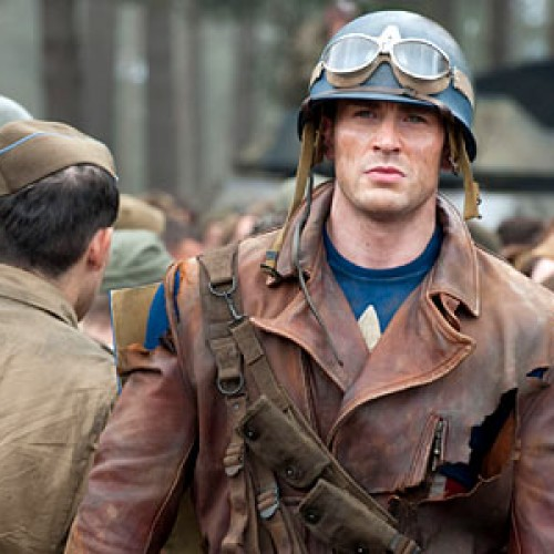 Exclusive: Captain America's Chris Evans to Be at San Diego Comic-Con 2011