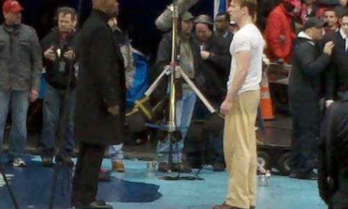First Look at Nick Fury's Cameo in Captain America