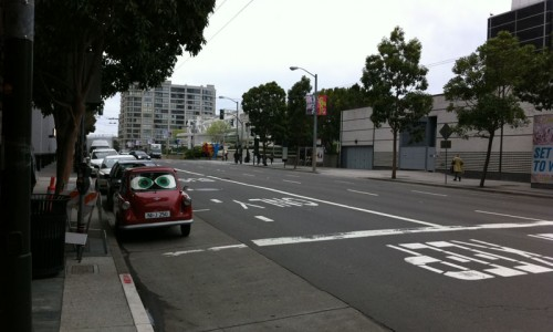 Cars 2 Clip Featuring Finn McMissile and WonderCon 2011 Pics