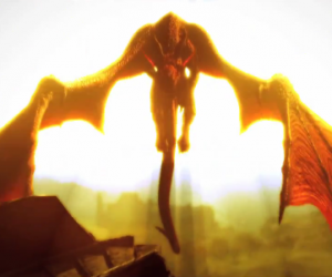 Elder Scrolls V: Skyrim isn't the only one with dragons.