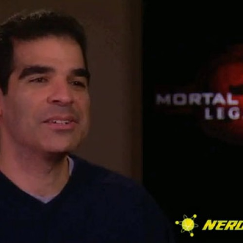 Exclusive Video Interview: Ed Boon on the New Mortal Kombat and His Favorite Fatalities