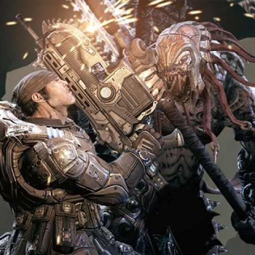 Gears of War 3 Multiplayer Beta Chainsaws Your Face April 18th