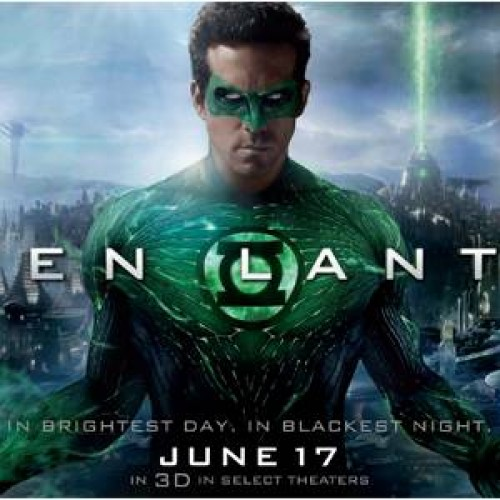 Ryan Reynolds Says Green Lantern Will Have Star Wars-like Epic Journey