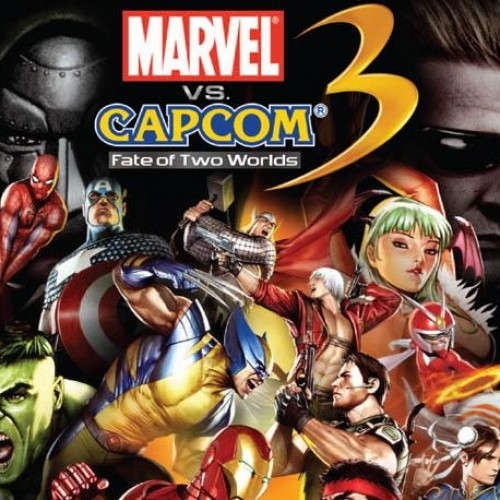 'Fantastic' Marvel vs Capcom 3 News at Comic-Con, July 23rd