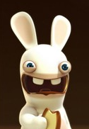 rabbid freaked out