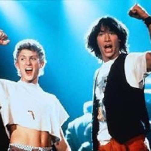Bill & Ted 3 Script Finished? EXCELLENT!