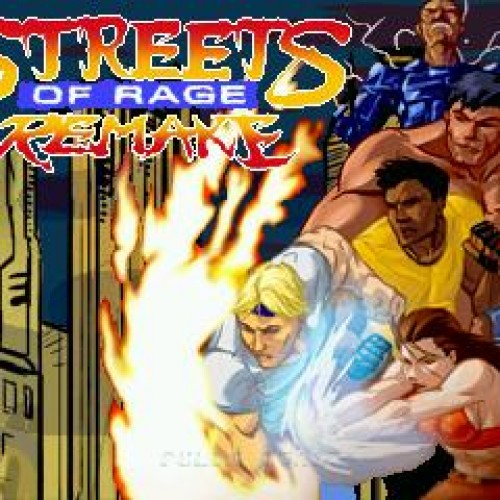 Free Streets of Rage Fan Remake Has Tons of New Features