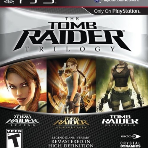 The Tomb Raider Trilogy Review