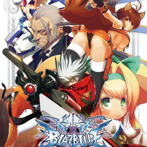 Blazblue Continuum Shift 2 Almost Here
