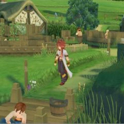 Play Tales of the Abyss on 3DS this Fall