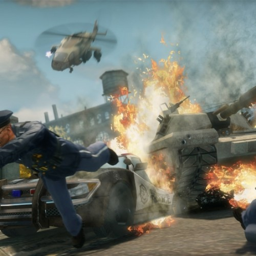 THQ Planning Big 3D Comic-Con Extravaganza for Saints Row: The Third