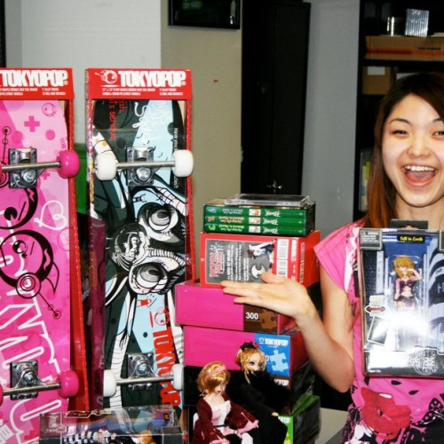 Tokyopop LA EVERYTHING MUST GO!!!