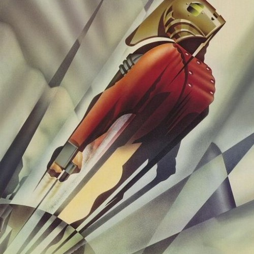 20th Anniversary of the Rocketeer at the El Capitan Theater