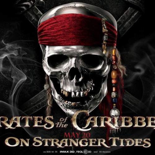Nerd Reactor Podcast – Pirates of the Caribbean: On Stranger Tides Review