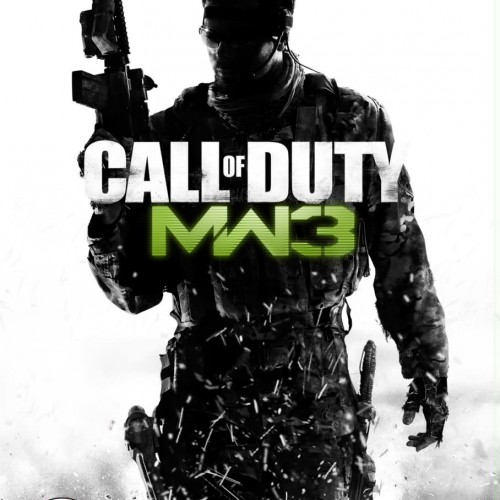Is This The Cover For Modern Warfare 3?