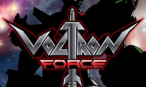 First Trailer for the New Voltron Force Cartoon!