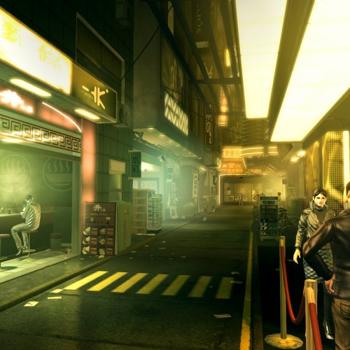 Deus Ex: Human Revolution PC Specs and New Screenshots