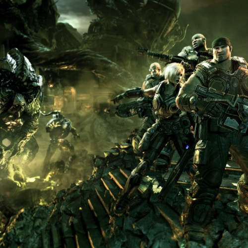Gears of War now belongs to Microsoft