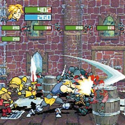 SEGA Announces Remake of Guardian Heroes for Xbox Live